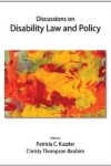 Discussions on Disability Law and Policy